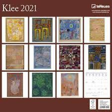 CALENDARIO 2021 KLEE 30X30