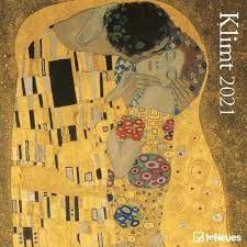 CALENDARIO 2021 KLIMT 30X30
