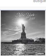 CALENDARIO 2021 NEW YORK 30X30