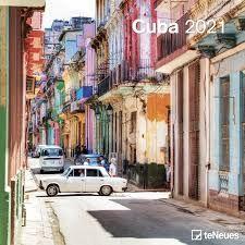 CALENDARIO 2021 CUBA 30X30