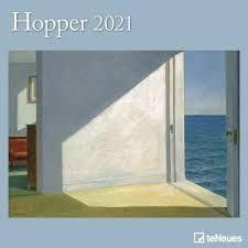 CALENDARIO 2021 HOPPER 30X30