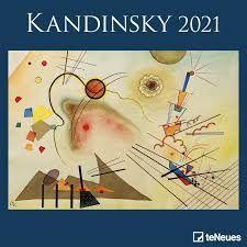 CALENDARIO 2021 KANDINSKY  30X30