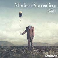 CALENDARIO 2021 MODERN SURREALISM 30X30