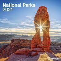 CALENDARIO 2021 NATIONAL PARKS – NEW 30X30