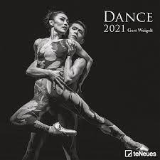 CALENDARIO 2021 DANCE 30X30