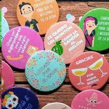 WONDERFUL CHAPAS CON SUPERPODERES BODAS