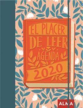 2020 AGENDA PLACER DE LEER, EL