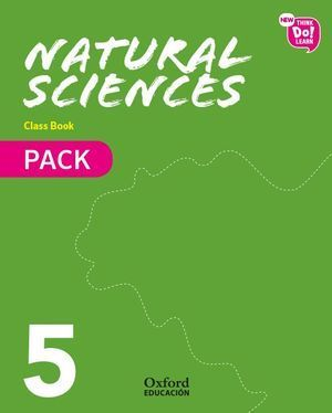 5EP NEW TDL NATURAL SCIENCE 5 CB PK OXFORD
