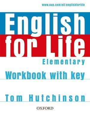 ENGLISH FOR LIFE WB ELEMENTARY