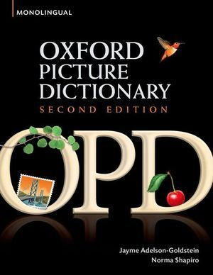 DICCIONARIO OXFORD PICTURE DICTIONARY 8º ED.
