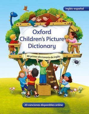 DICCIONARIO OXFORD CHILDREN´S PICTURE DICTIONARY FOR LEARNERS OF ENGLISH PACK