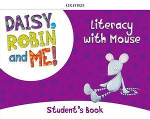 DAISY, ROBIN & ME LITERACY PACK WITH MOUSE