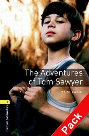 OXFORD BOOKWORMSL 1 ADVENT OF TOM SAWYER CD PACK ED 08