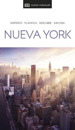 GUÍA VISUAL NUEVA YORK DK 2019