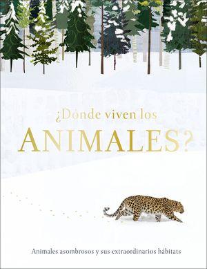 DONDE VIVEN LOS ANIMALES?