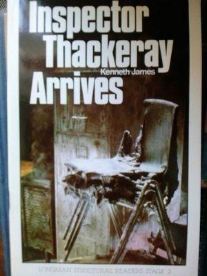INSPECTOR THACKERAY ARRIVES