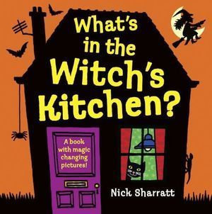 WHAT S IN THE WITCH S KITCHEN?