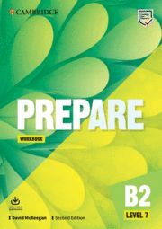 PREPARE SECOND EDITION. WORKBOOK WITH AUDIO DOWNLOAD. LEVEL 7
