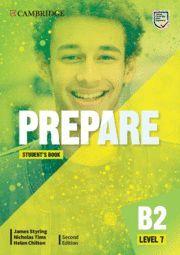 PREPARE SECOND EDITION. STUDENT'S BOOK. LEVEL 7