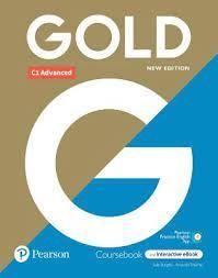 GOLD 6E C1 ADVANCED COURSEBOOK AND INTERACTIVE EBOOK