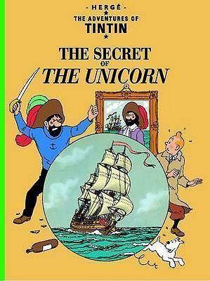 TINTIN 10. SECRET OF THE UNICORN