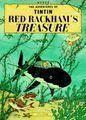 TINTIN 11.  RED RACKMAS TREASURE
