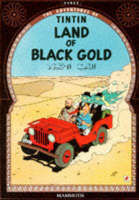 TINTIN LAND OF BLACK GOLD ( INGLES)