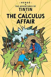 TINTIN CALCULUS AFFAIR 16TD