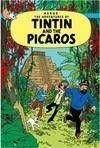TINTIN AND THE PICAROS THE 21 TD