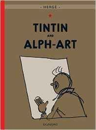 TINTIN AND APLH ART 24 TAPA DURA