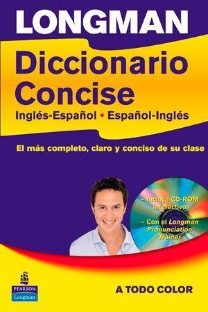 DICCIONARIO LONGMAN CONCISE SPANISH BILINGUE