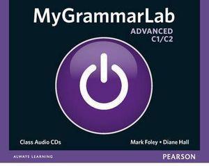 CD CLASS - MYGRAMMARLAB ADVANCED