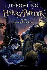 1. HARRY POTTER AND THE PHILOSOPHER´S STONE