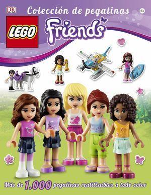 LEGO FRIENDS COLECCIÓN DE PEGATINAS