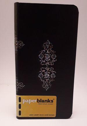 PAPER BLANKS CUADERNO NEGRO ARABESCO