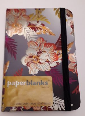 PAPER BLANKS FLORES