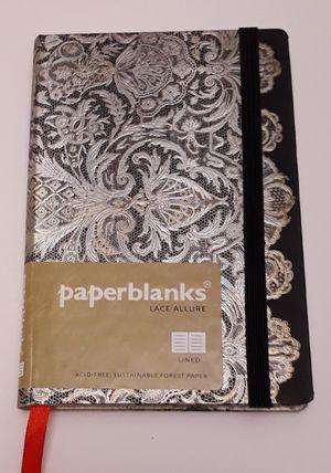 PAPER BLANKS ENCAJE