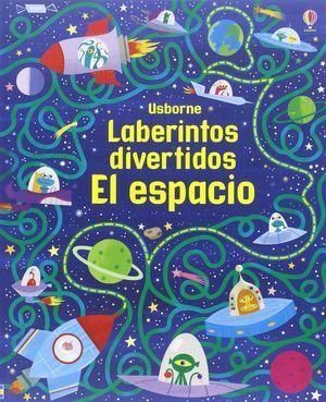 GRAN LIBRO DE LABERINTOS EN EL ESPACIO