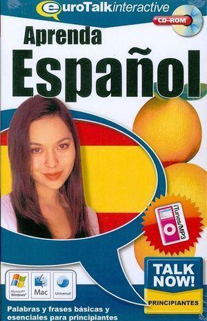 TALK NOW! SPANISH CD-ROM
