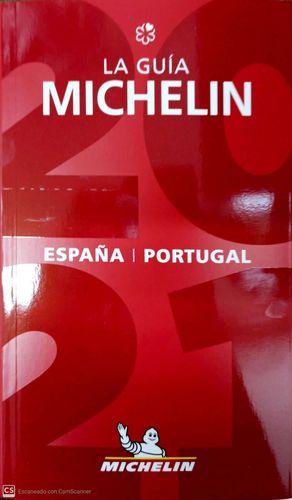 G. MICHELIN ESPAÑA - PORTUGAL 2021 (ES)