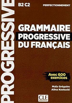 GRAMMAIRE PROGRESSIVE DU FRANCAIS. PERFE-LIV-N