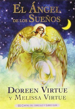EL ANGEL DE LOS SUEÑOS: 55 CARTAS DEL ORÁCULO Y LIBRO GUÍA