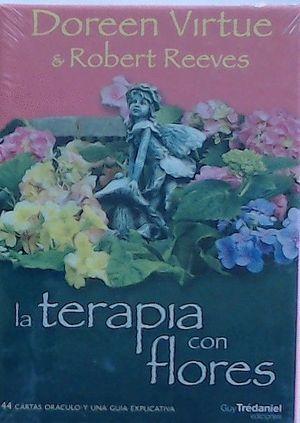 LA TERAPIA CON FLORES