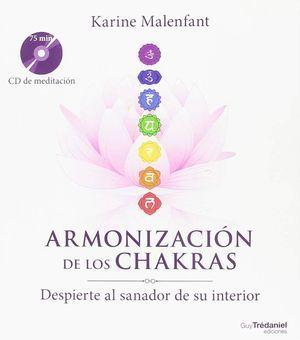 ARMONIZACION DE LOS CHAKRAS