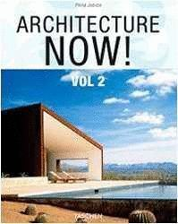 ARCHITECTURE NOW! VOLUMEN II