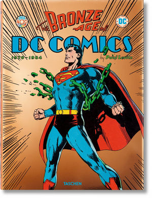BRONZE AGE OF DC COMICS (INGLES)