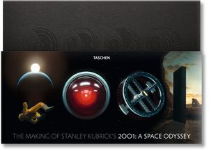 THE MAKING OF STANLEY KUBRICK'S. 2001: A SPACE ODYSSEY