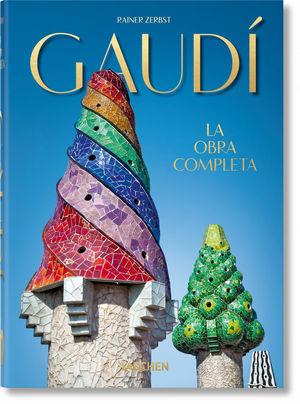 GAUDI. LA OBRA COMPLETA ? 40TH ANNIVERSARY EDITION