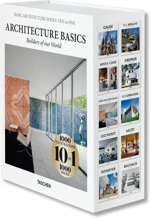 TEN IN ONE, ARCHITECTURE BASICS, VOL. 1