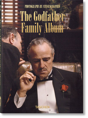 STEVE SCHAPIRO. THE GODFATHER FAMILY ALBUM – 40TH ANNIVERSARY EDITION